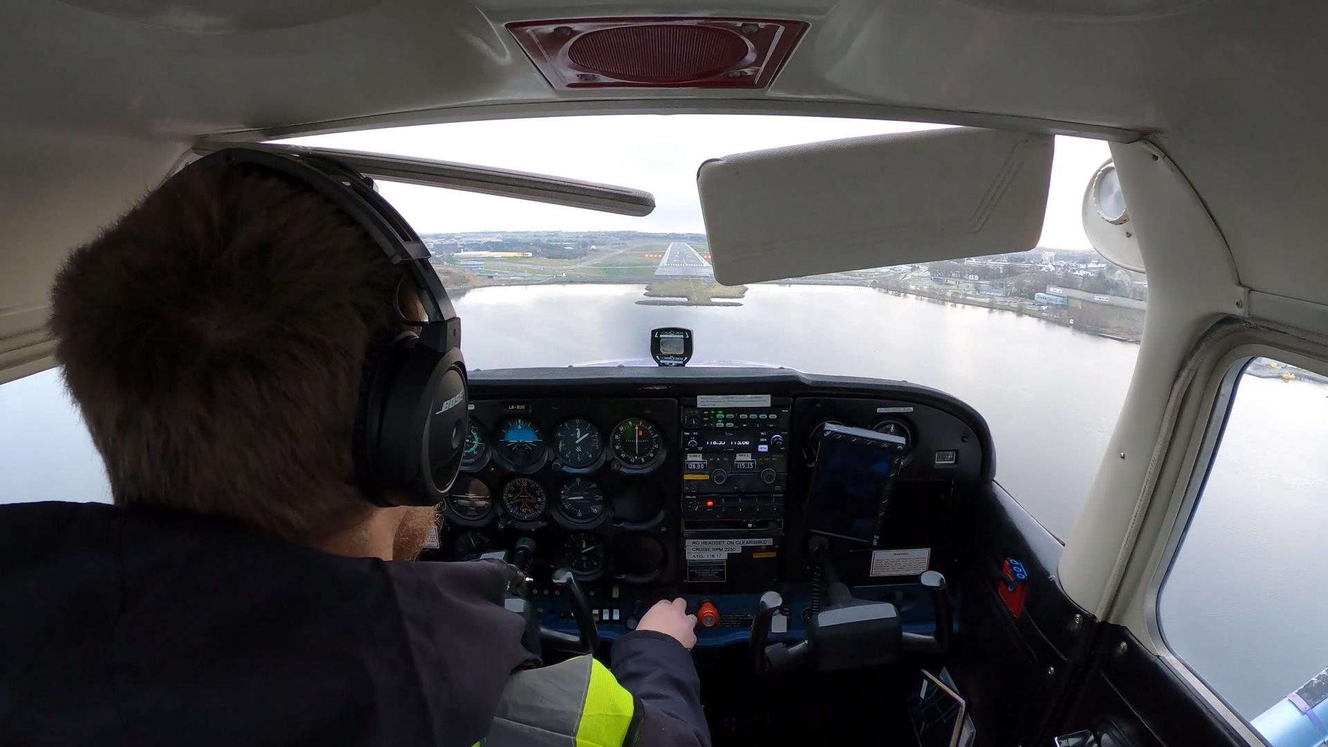 Bli pilot med Haugaland Flyklubb